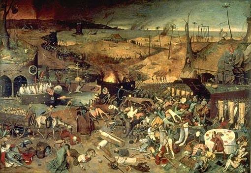 Triunfo da morte, Brueghel
