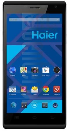 Image result for E858 haier mobile