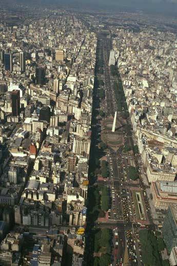 Large 9 Buenos Aires Route La Argentine Julio La Du Monde De Plus