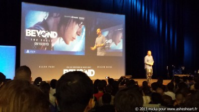 [Event] Japan Expo 2013 - Beyond Two Souls 2