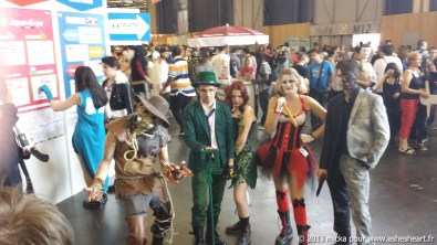 [Event] Japan Expo 2013 - Cosplay 11