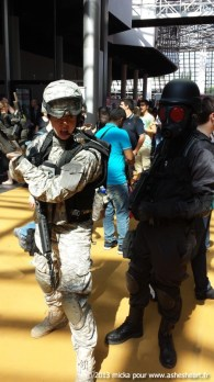 [Event] Japan Expo 2013 - Cosplay 21