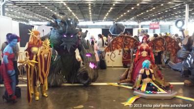 [Event] Japan Expo 2013 - League of Legends 10