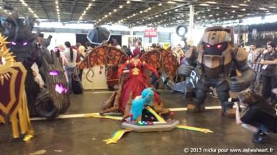 [Event] Japan Expo 2013 - League of Legends 11