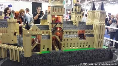 [Event] Japan Expo 2013 - Lego Poudlard 1