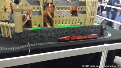 [Event] Japan Expo 2013 - Lego Poudlard 3