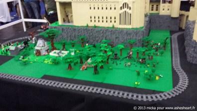 [Event] Japan Expo 2013 - Lego Poudlard 4