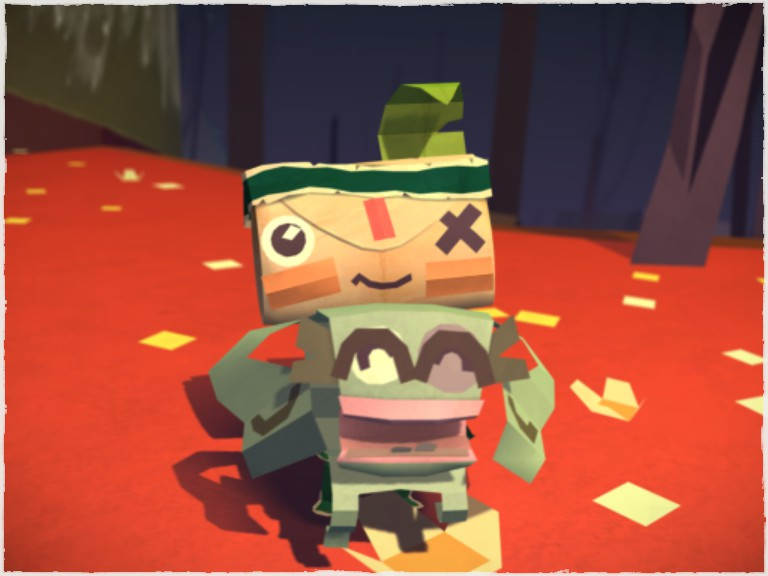 Test - Tearaway - image 1