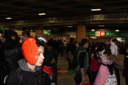 Event – Paris Manga & Sci-Fi show – Foule 04