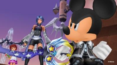Actualité - Kingdom Hearts II.5 ReMix - nouveaux médias - Kingdom Hearts Birth By Sleep 3