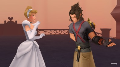Actualité - Kingdom Hearts II.5 ReMix - nouveaux médias - Kingdom Hearts Birth By Sleep 4