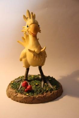 Collector - goodies Final Fantasy - chocobo jaune - image 1