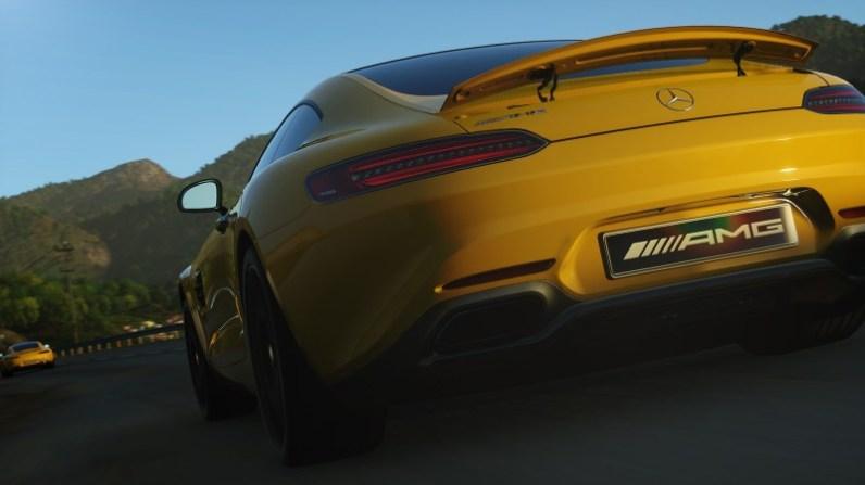 Actualité - DriveClub - la tonne d'informations - Mercedes AMG GT - 1
