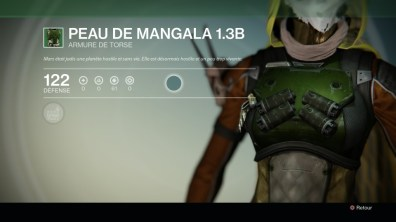 Armure Peau de mangala 1.3B