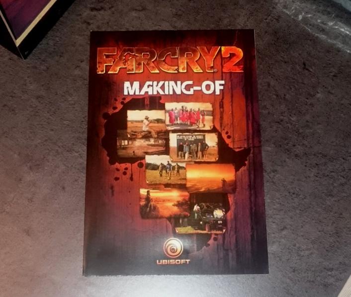 Le DVD du making-of