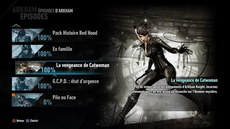Incarnez Catwoman