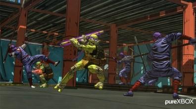Actualite - Tortues Ninja - screenshots - image 5