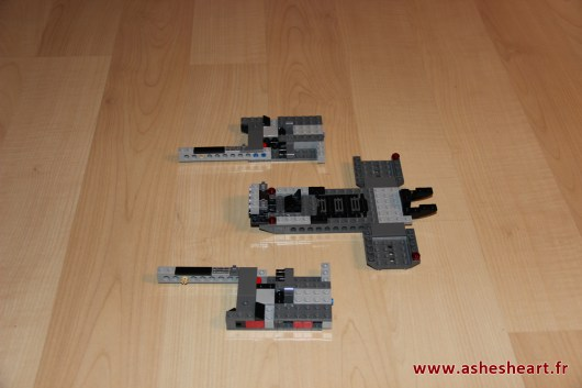 Lego - Set 75104 Kylo Ren's Command Shuttle - image 06