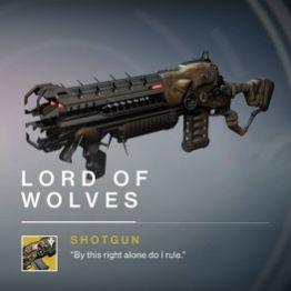 Seigneur des Loups