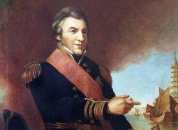 Ο ναύαρχος Ουίλιαμ Πάρκερ