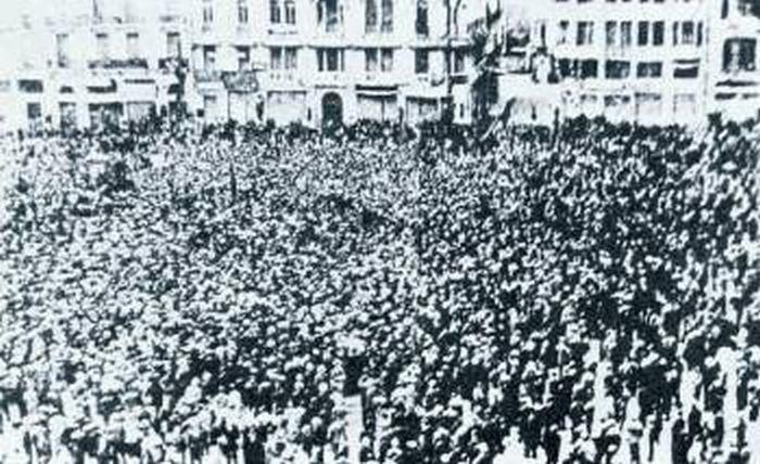 Μάης 1936, Θεσσαλονίκη