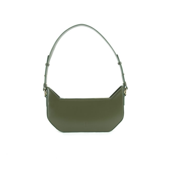 Olive Cat Bag - Shoulderbag IMESMERI