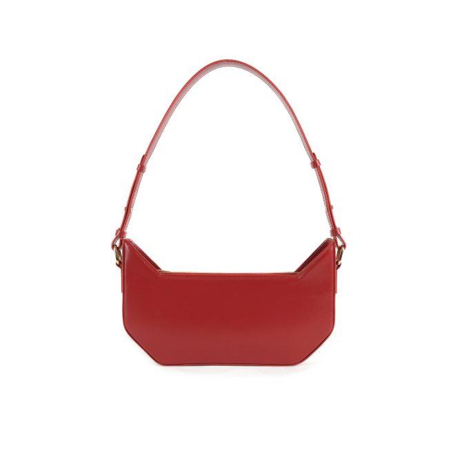 IMESMERI Cat Bag Scarlet Red