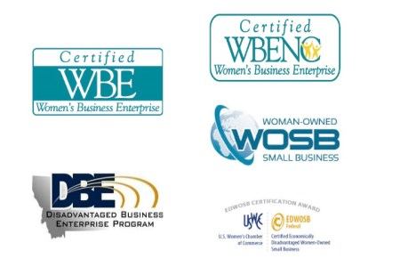 Contemporary Woman Owned Small Business Certification Motif - Online ...