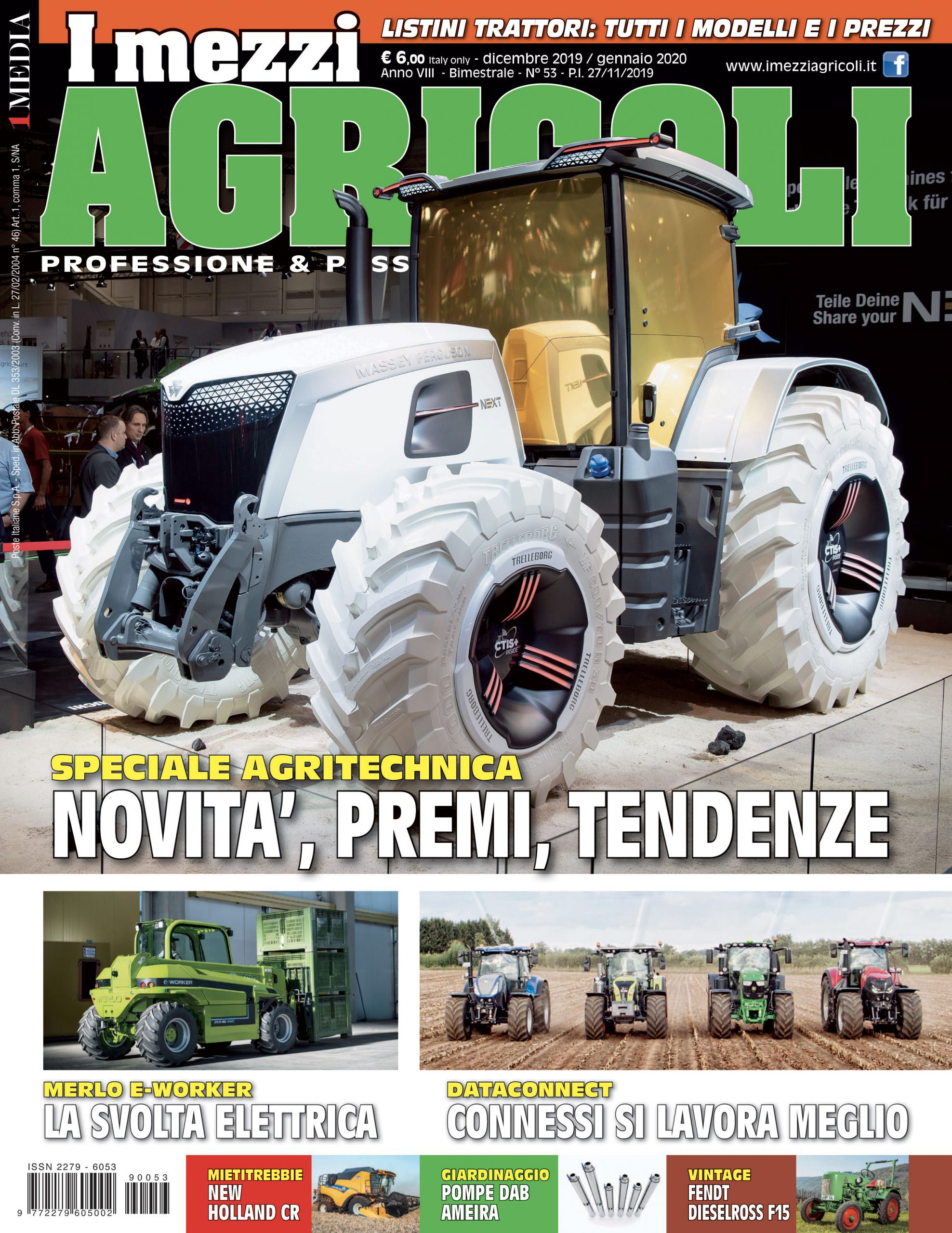 Read more about the article I mezzi Agricoli n.53