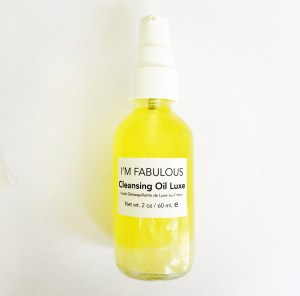 Cleansing Oil Luxe