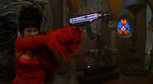 12 Pistol Machine Gauge