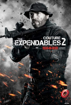 randy couture, expendables