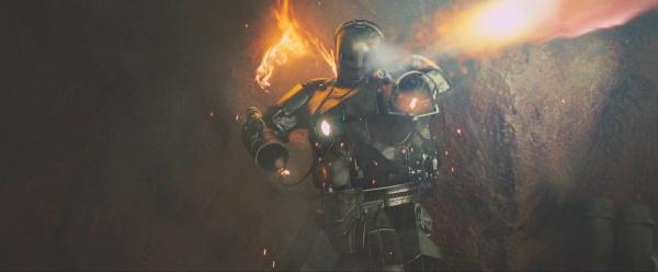 Blueprints Iron Man Repulsor