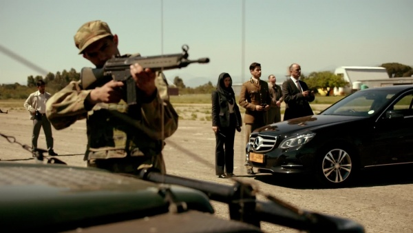 Homeland Season 4 Internet Movie Firearms Database Guns In Movies TV And Video Games