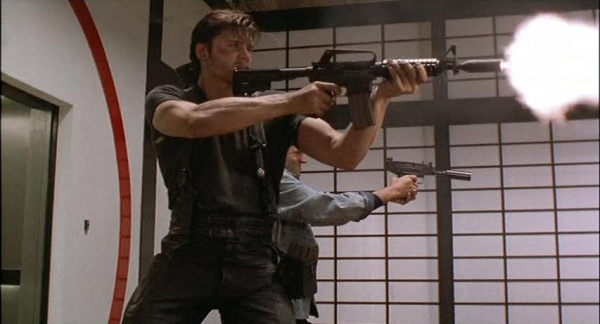 Image result for the punisher 1989 guns