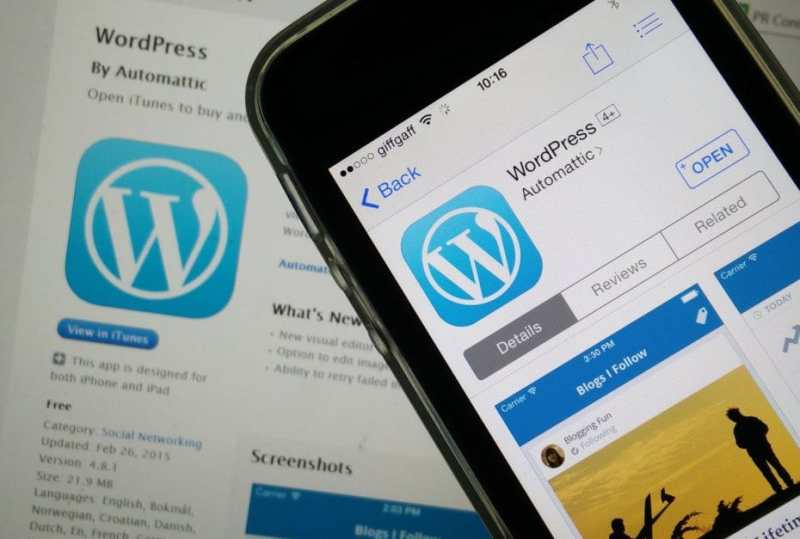 WordPress Powers 1 in 4 Websites