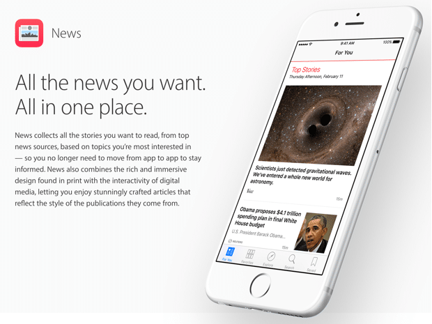 Apple News (explained by imFORZA)
