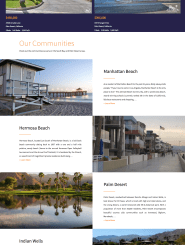 The Hobin Company - Real Estate WordPress Website by imFORZA