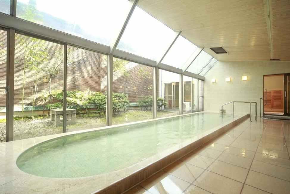 ホテルシーサイド江戸川の大浴場
