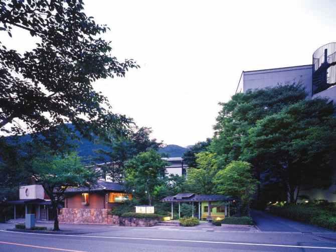 【鬼怒川パークホテルズ】外観