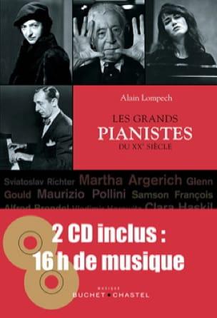les grands pianistes du 20 eme siecle laflutedepan com