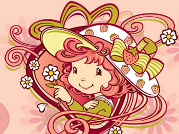 Strawberry Shortcake Cartoons