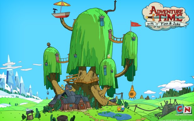 Adventure Time Wallpapers Wallpapervortex Com