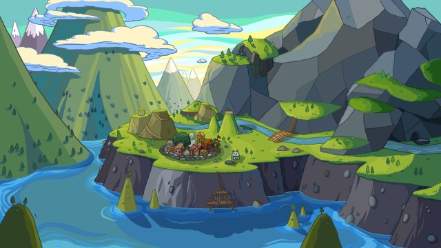 Adventure Time Res 1920x1080 Hd Size981kb