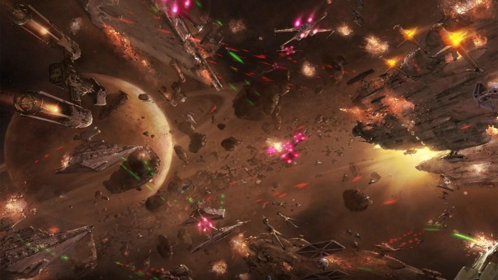 The Battle for Jaemus, Image Credit: Wallpaper Vortex, Artist Unknown