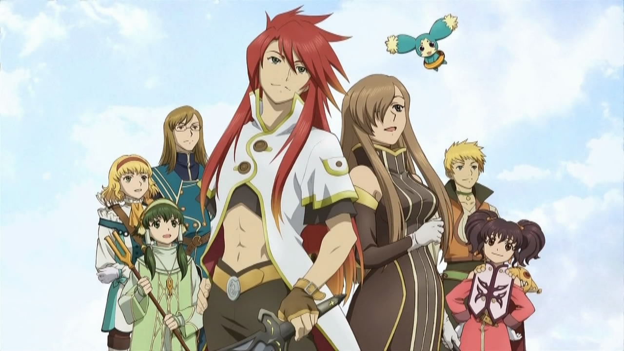 Tales of the Abyss wallpaper