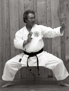 Sensei Yagi - Meibukan Gojyu-Ryu Karate Master