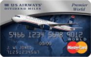The US Airways® Premier World MasterCard®