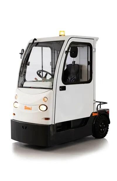 Tracteur électrique Simai TTE100