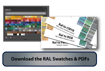 Download Ral Swatches & PDF